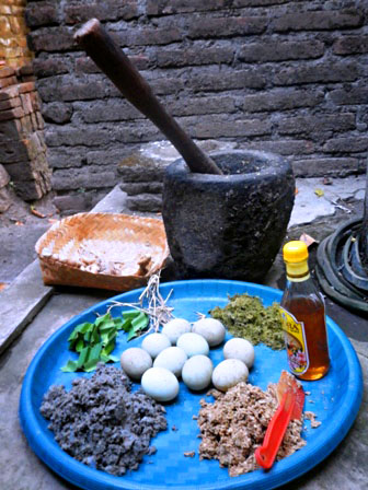 pembuatan jamu